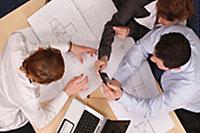 Разработка и согласование дизайн-проектов перепланировок жилых, офисных и производственных зданий и помещений